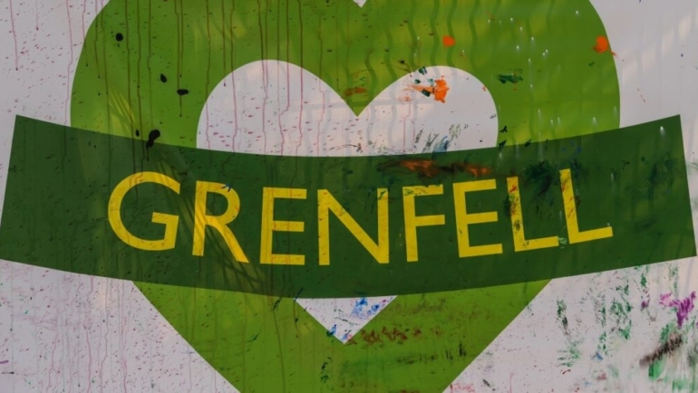 Block of flats chosen to house Grenfell survivors found to have 'high' fire risk